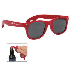 Bottle Opener Custom Sunglasses