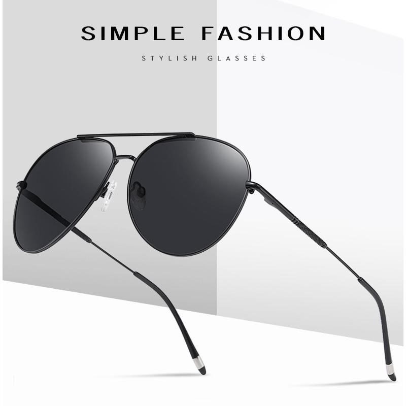 aviator frame men sunglasses 3335