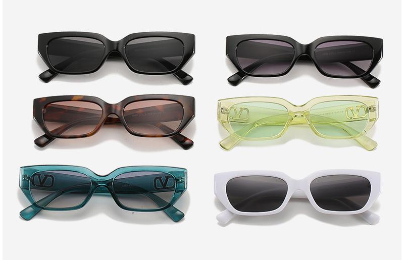 Small frame vogue women's sunglasses