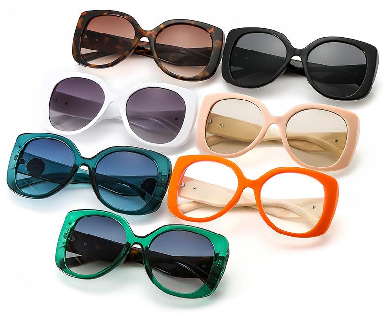 Colorful Custom Sunglasses